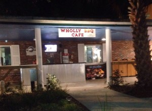 Wholly BBQ Cafe