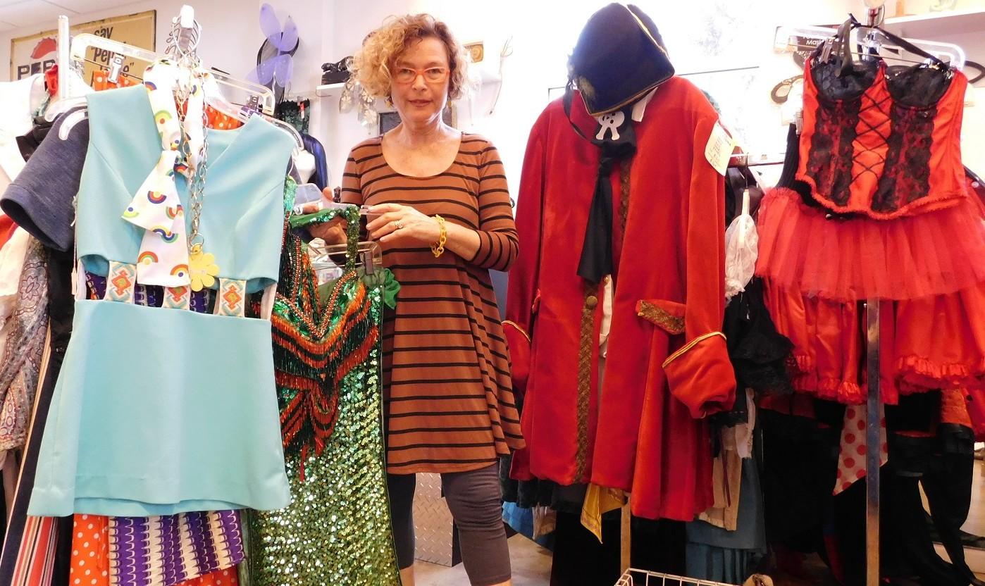 Persona Vintage Clothing Always in Halloween Spirit ...