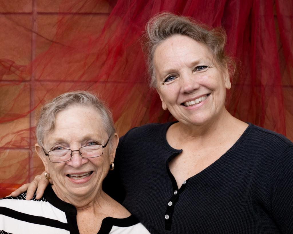 Judy Skinner and Kim Tuttle are the backbone of Dance Alive National Ballet.