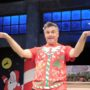 Matthew Lindsay spreads some Christmas cheer in The Ultimate Christmas Show Abridged).
