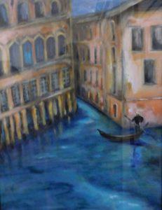 Venice, by Nava Ottenberg