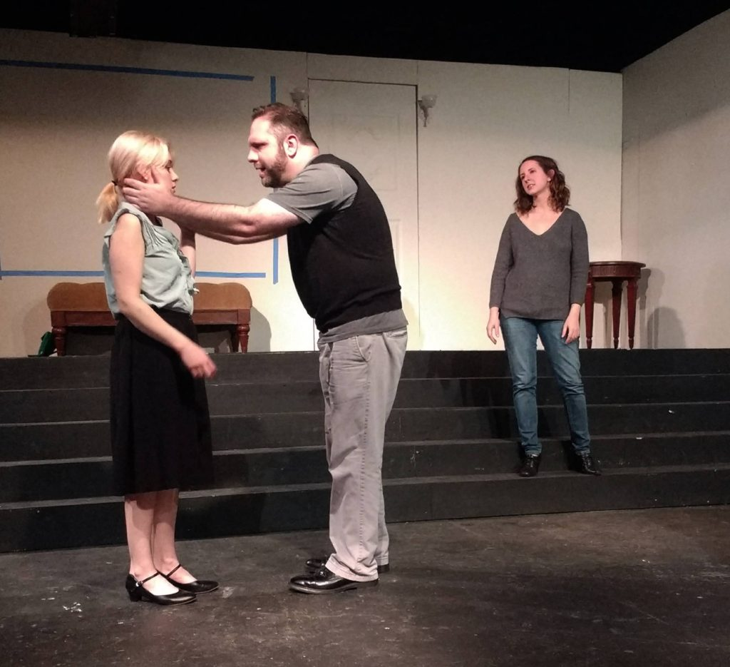 no exit hell Jean sartre's one act play no exit is not for the traditional theatregoer this show pushes boundaries and ignites contemplation about a subject people generally.