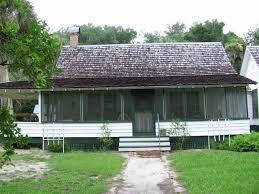 The Marjorie Kinnan Rawlings House