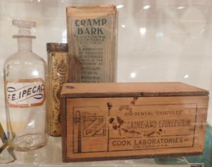 Medical remedies from a bygone era