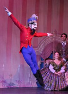 The Nutcracker Prince Photo by Monica Sue Nielsen)